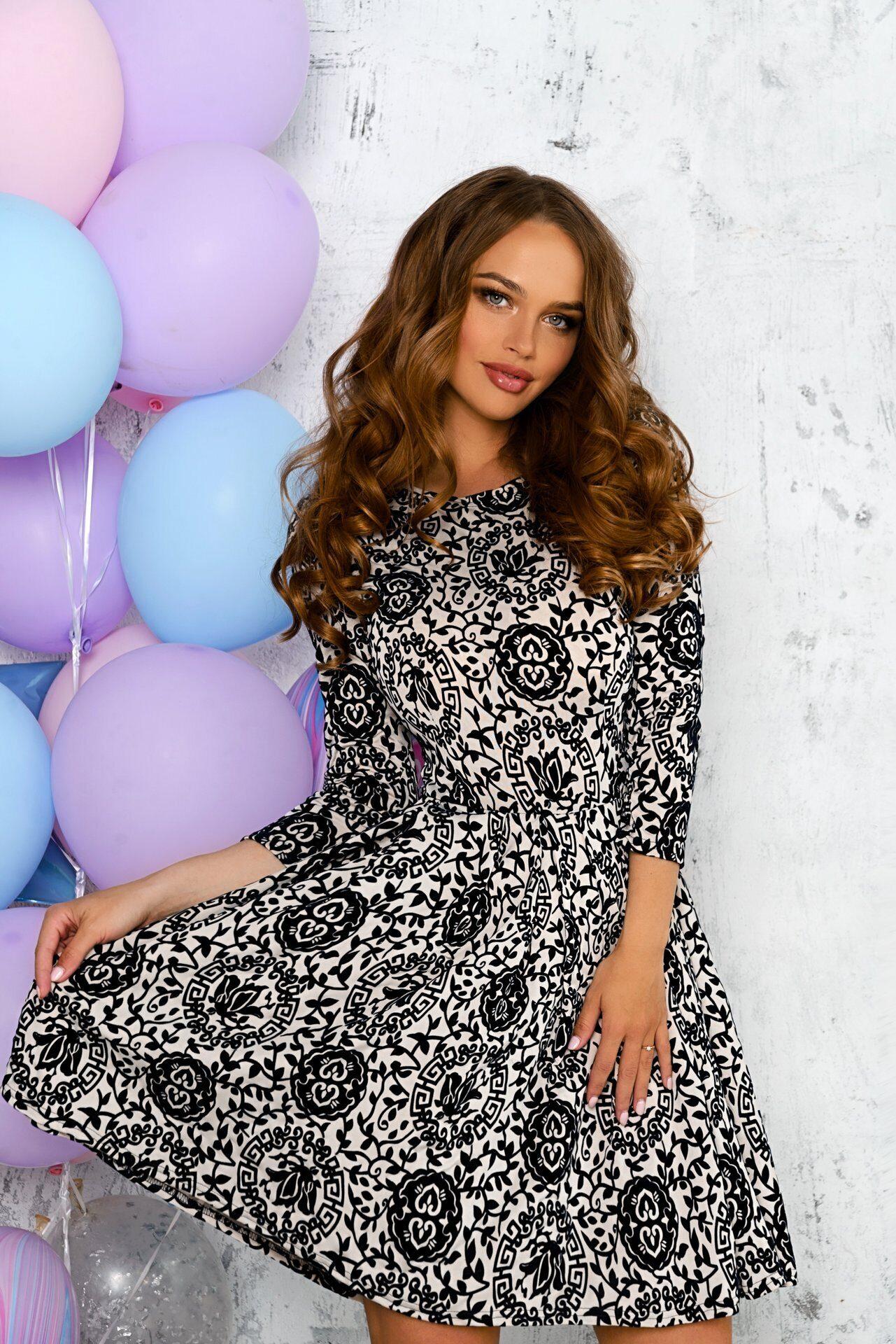 Платье 3677 СКИДКА