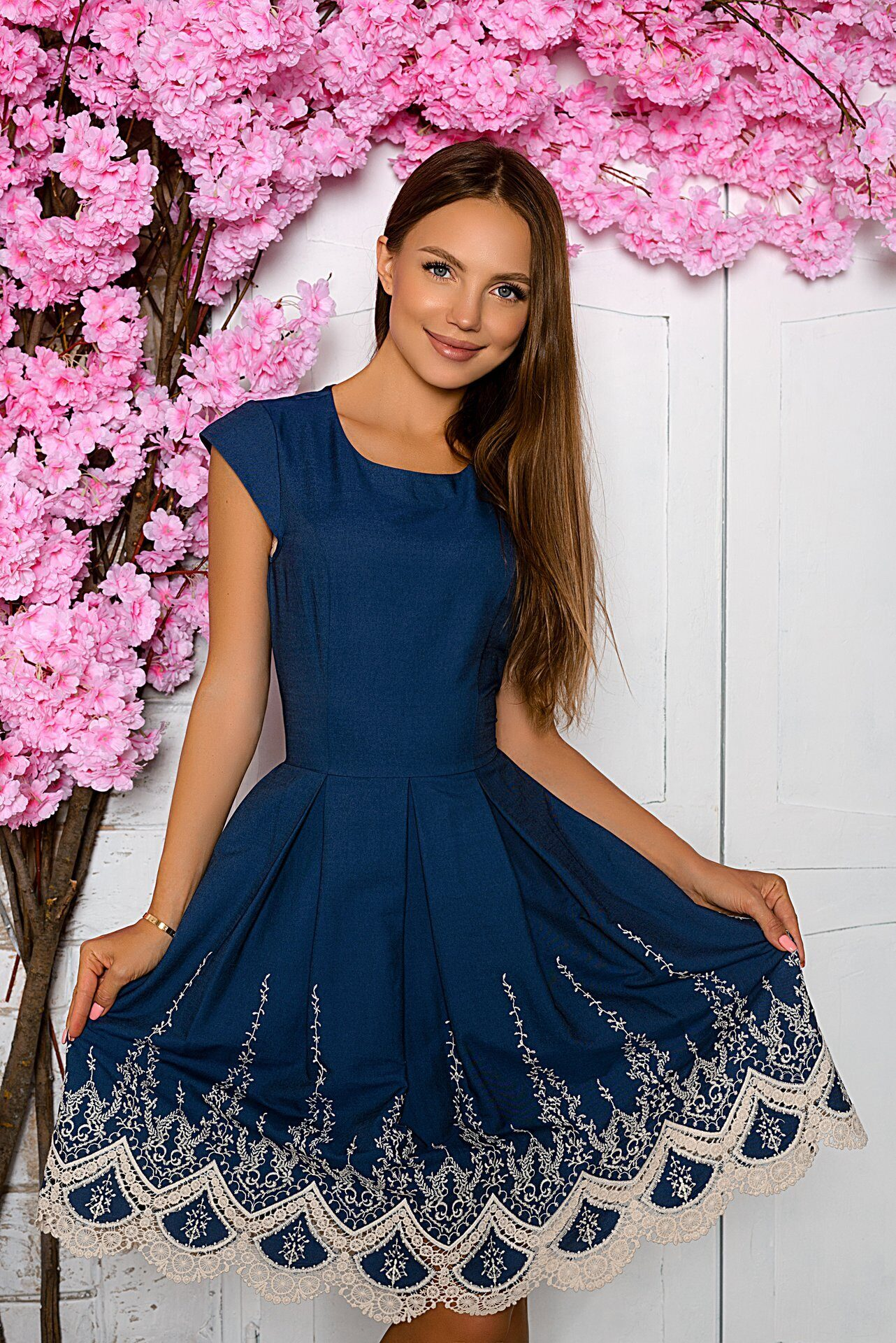 Платье 3704