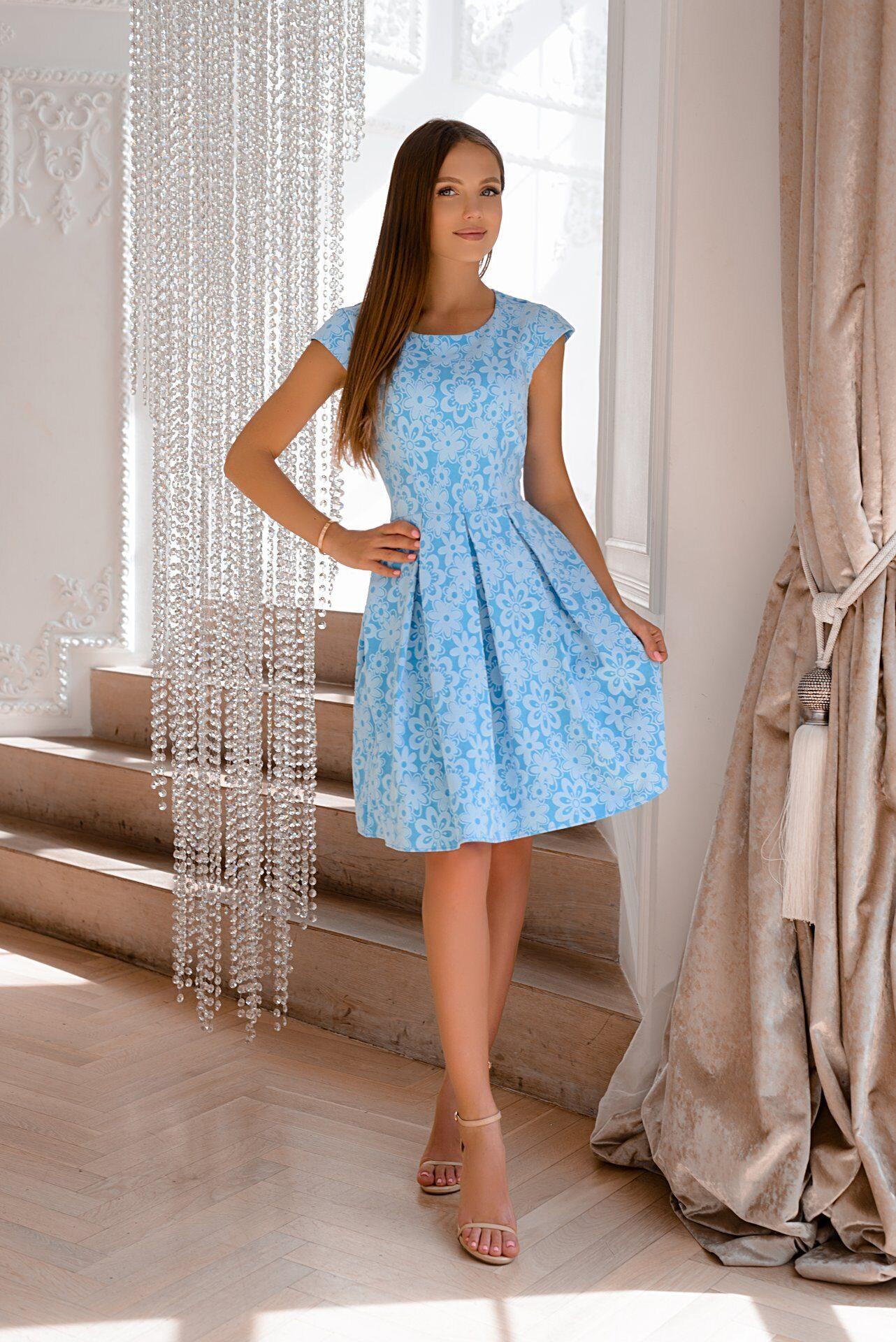 Платье 3673