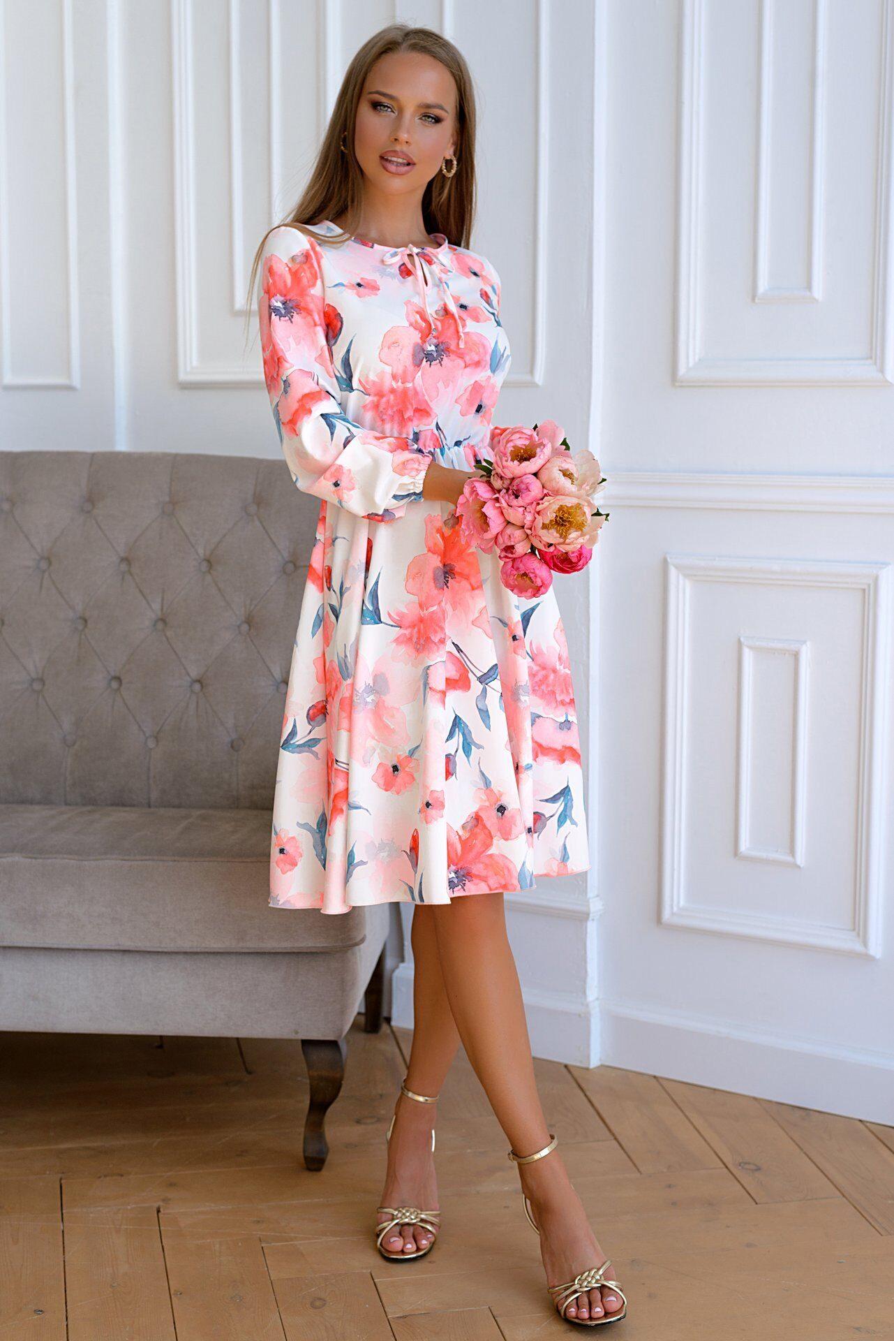 Платье 4434