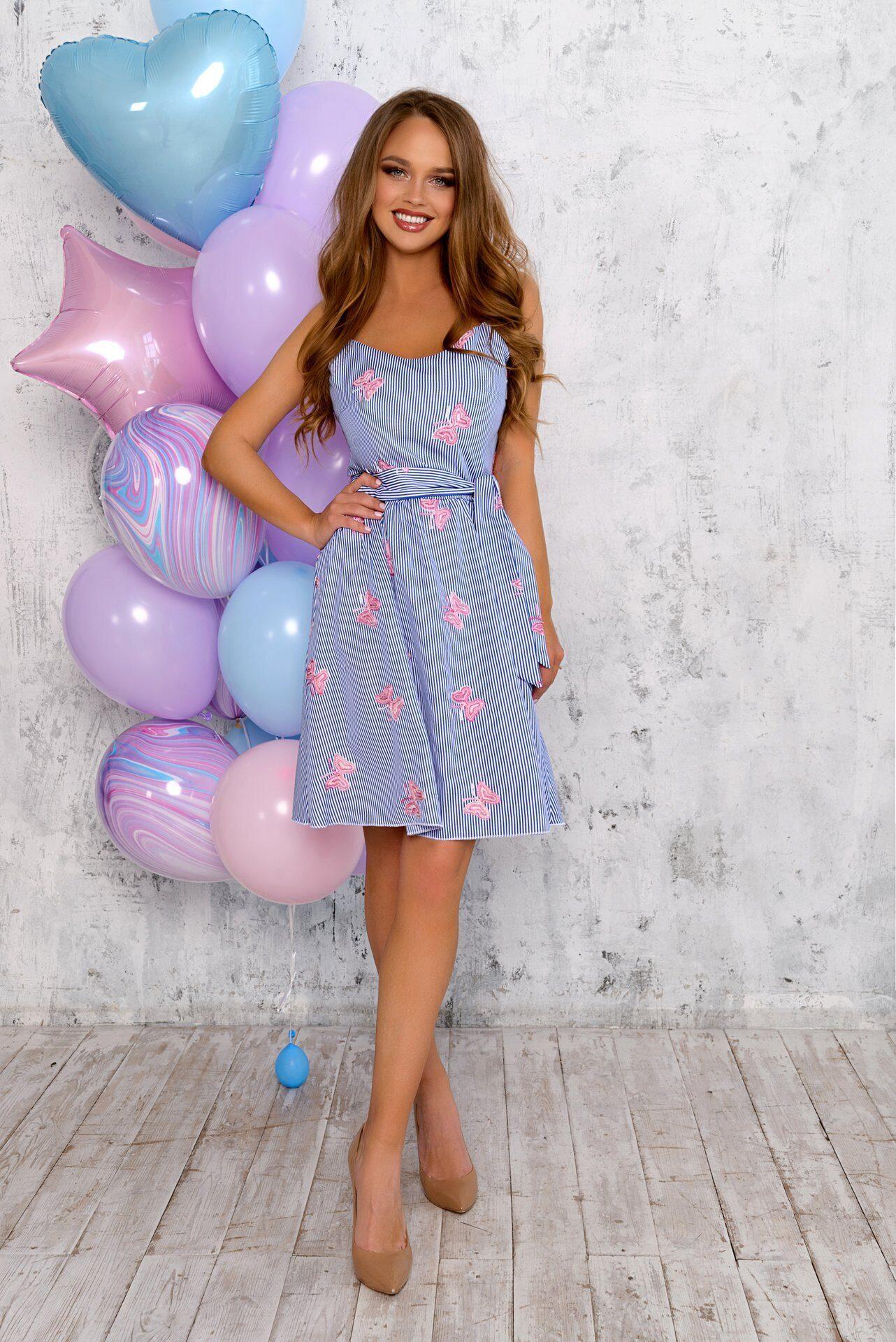 Платье 3756