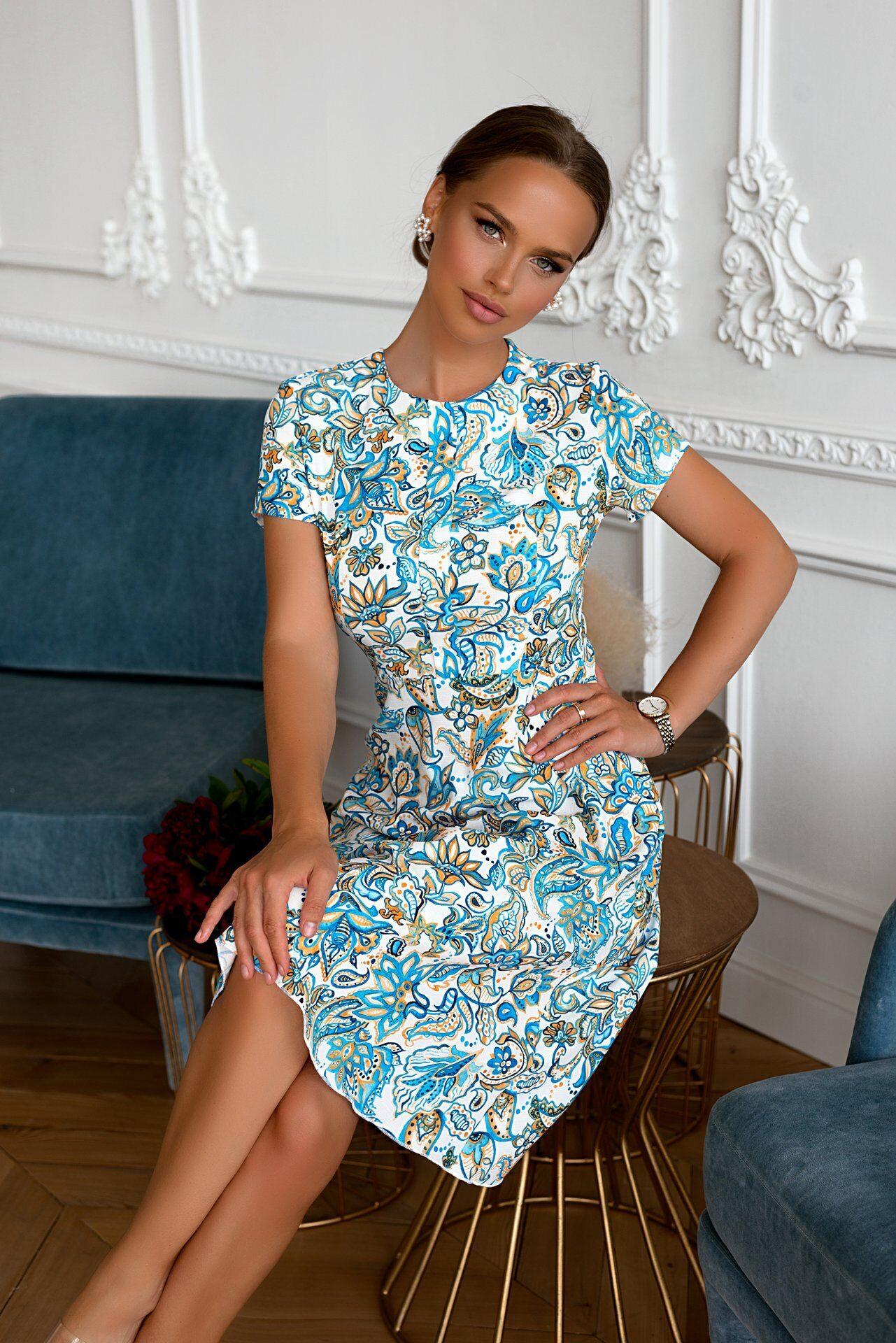Платье 3527